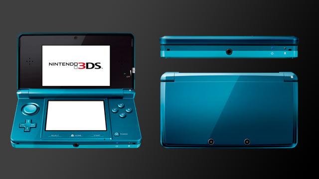 Three Views of 3DS