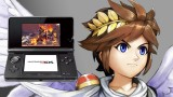 Kid Icarus and a Gray 3DS