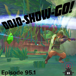 Dojo-Show-Go! Episode 95.1 Minicast: Press Conference Ahoy!