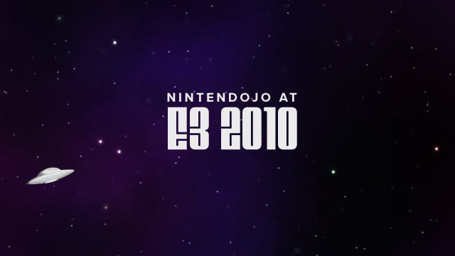 Nintendojo at E3 2010