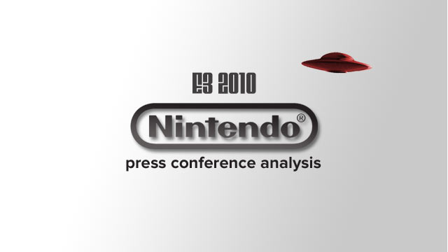 E3 2010: Nintendo Press Conference Analysis