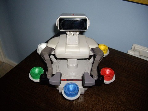 Someone's Old Robotic Operating Buddy (R.O.B.)
