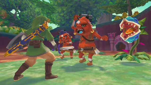 The Legend of Zelda: Skyward Sword Screenshot