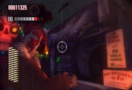 House of the Dead: Overkill Screen