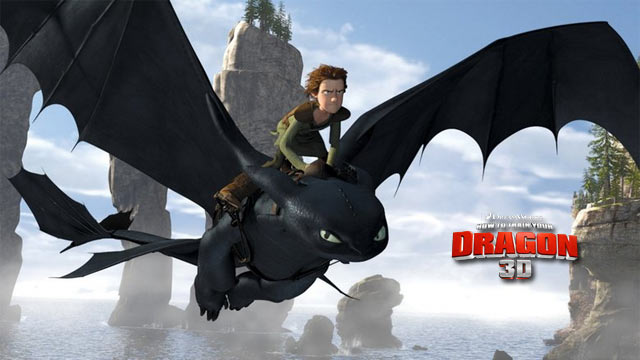 How to Train Your Dragon 3D