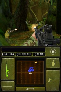 CoD: Black Ops DS Welcome Jungle