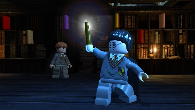 LEGO Harry Potter Years 1-4 Screen