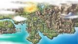 Pokémon HeartGold and SoulSilver Artwork - Map