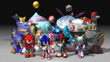 Sonic Adventure 2: Battle Artwork