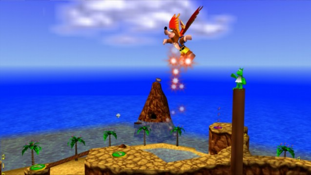 Banjo-Kazooie Screenshot (XBLA Rerelease)