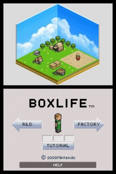 Art Style: Boxlife Screenshot