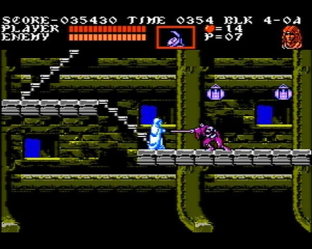 Castlevania III Screenshot