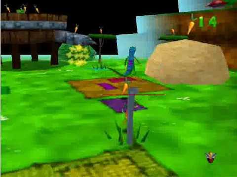 Gex 64 Screenshot