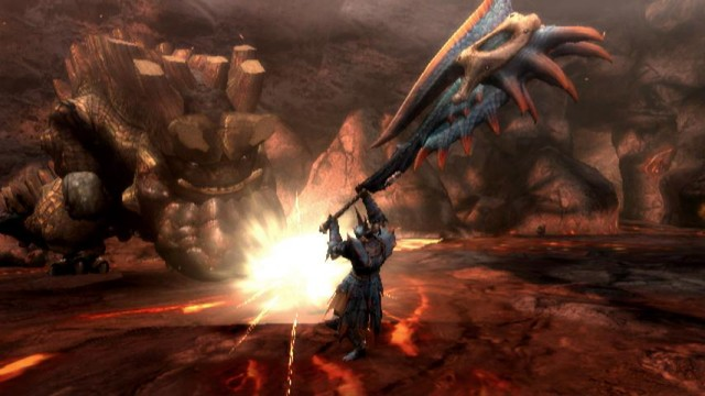 Monster Hunter Tri Screenshot