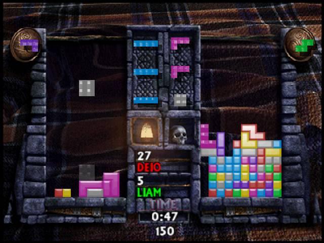 The New Tetris Screenshot