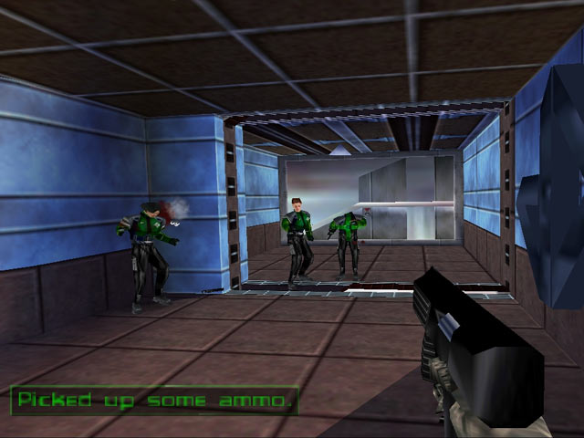Perfect Dark Screenshot