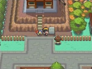 Pokémon HeartGold and SoulSilver - Screenshot