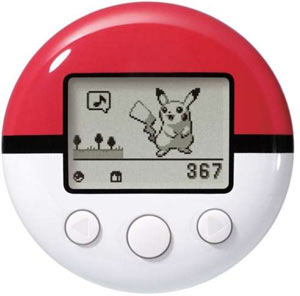 Pokémon HeartGold and SoulSilver - Pokéwalker
