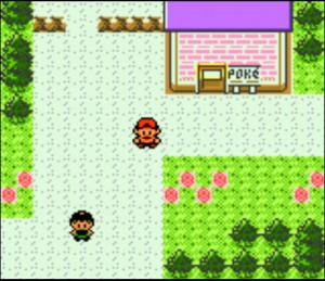 Pokémon Silver Screenshot