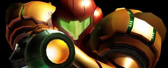 Samus Metroid Prime Hunters artwork