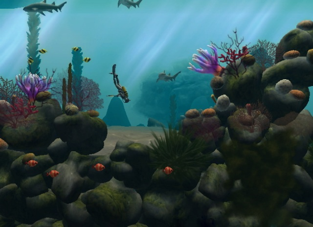 Dive: The Medes Island Secret Screenshot