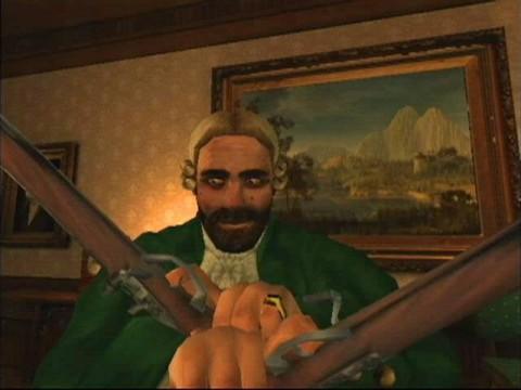 Eternal Darkness Screenshot