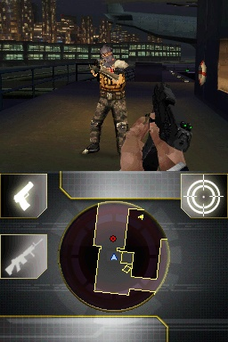 GoldenEye 007 DS Shooting