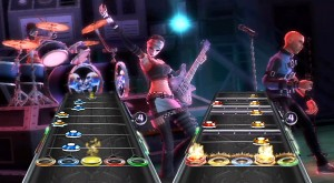 Guitar Hero Warriors of Rock - Two Highways