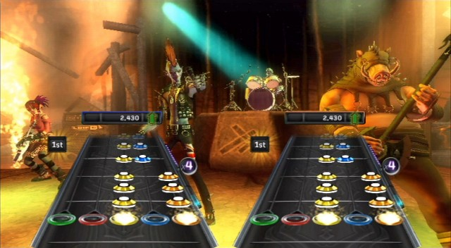 Guitar Hero Warriors of Rock - Warriors