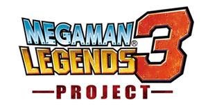 Mega Man Legends 3 Logo