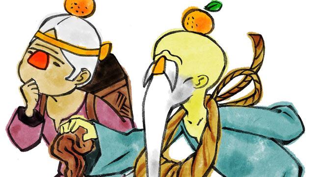 Okami Character Artwork