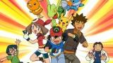Pokemon Cartoon Artwork