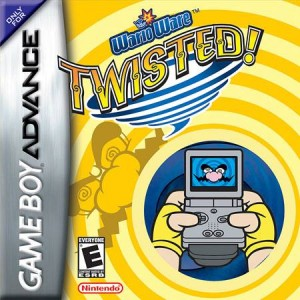 WarioWare: Twisted! box art