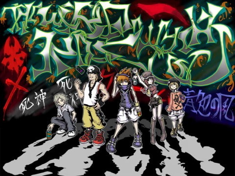 The World Ends With You - Artwork