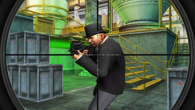GoldenEye 007 Oddjob Target