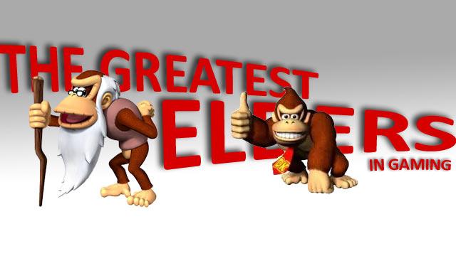 The Greatest Elders in Gaming