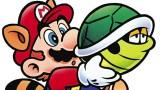 Racoon Mario and Koopa Shell masthead