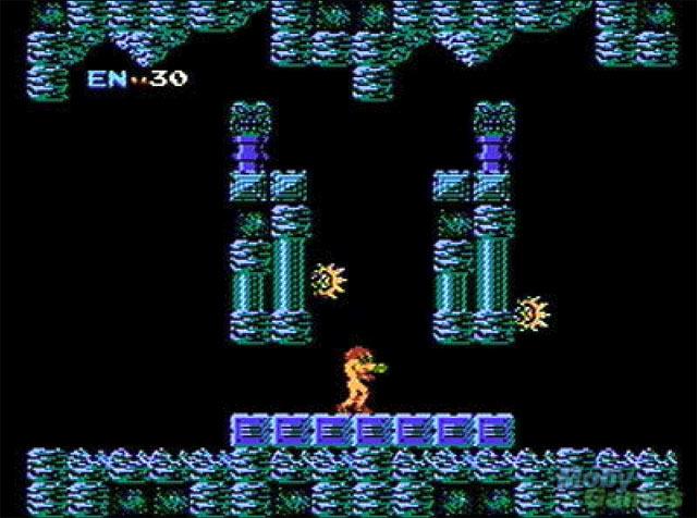 Metroid Screenshot