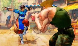 Super Street Fighter IV 3D Screenshot