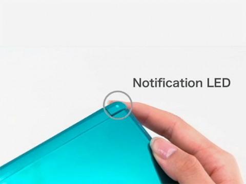 Nintendo 3DS LED Notfication