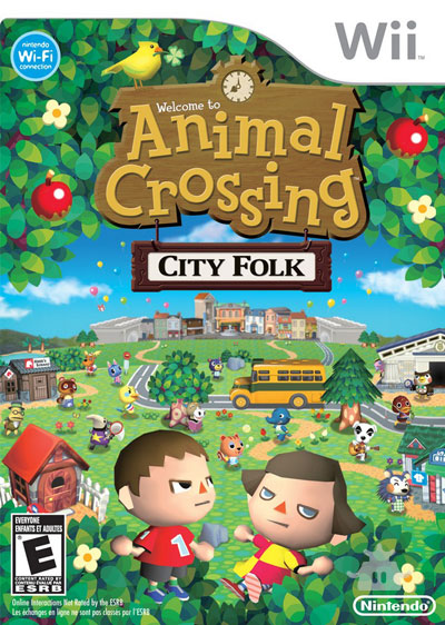 Angry Animal Crossing