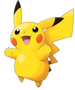 Pokémon Ranger Shadows of Almia Pikachu artwork