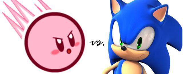 Kirby vs. Sonic