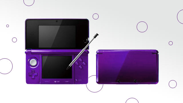 3DS Grape Crush Illustration