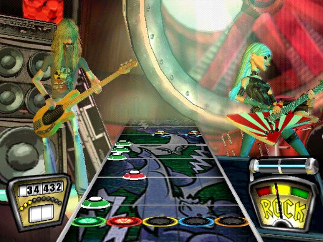 Guitar Hero II Screenshot