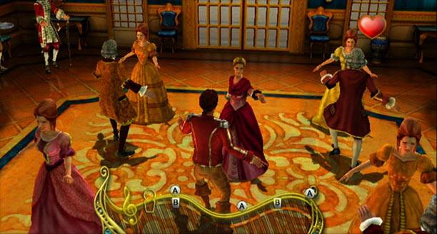 Sid Meier's Pirates! Screenshot