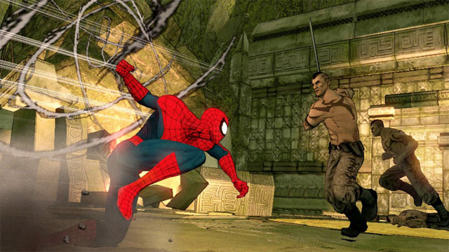 Spider-Man: Shattered Dimensions (Wii) Screenshot
