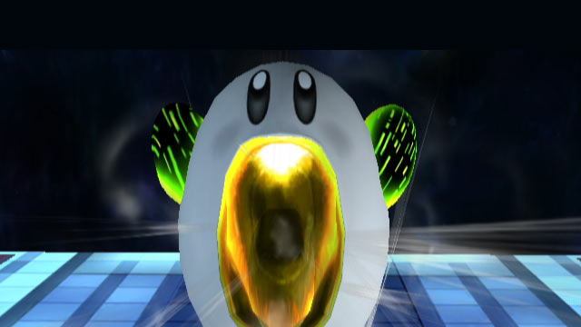 Super Smash Bros. Brawl Screenshot - Kirby