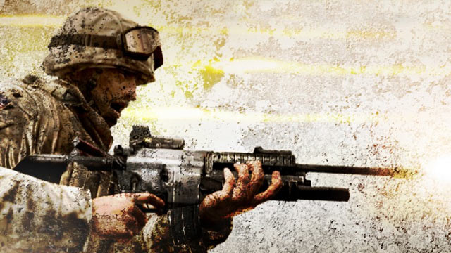 Call of Duty: Modern Warfare Artwork
