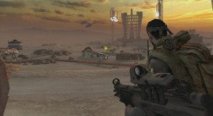Call of Duty Black Ops Sunset